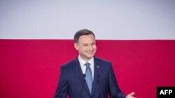 Presidenti polak, Andrzej Duda