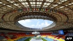 Cтадион «Лужники» в Москве, построенный в 1956 году, пройдет реконструкцию перед чемпионатом мира по футболу.