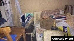 После обыска в квартире Светланы Прокопьевой