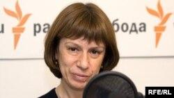 Мария Липман, сотрудник Московского Центра Карнеги