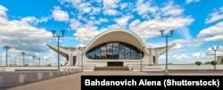 Дзейны Нацыянальны выставачны цэнтар на праспэкце Пераможцаў, ©Shutterstock