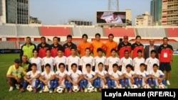 منتخب الشباب العراقي للكرة