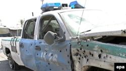 در انفجار بمب جاده ای در استان القادسیه دست کم شش نفر کشته شدند