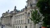 Reichstag-ul de la Berlin
