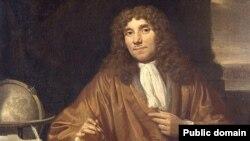 Антони ван Левенгук (1632 —1723), голландский ученый, изобретатель микроскопа. Его открытие положило начало описанию бактерий