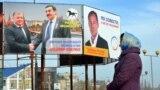 Panouri electorale la alegerile din UTA Găgăuzia, anul 2015