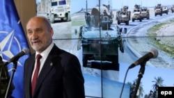 Министр обороны Польши Антони Мачеревич.