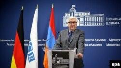 فرانک والتر شتاینمایر وزیر خارجۀ جرمنی