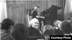 На концерте учеников