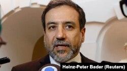 Заместитель министра иностранных дел Ирана Аббас Аракчи.