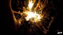 Моше Силман-човекот кој се самозапали во знак на протест против нееднаквоста.