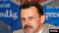 Соттук-баллисттикалык экспертиза бөлүмүнүн жетекчисинин орун басары Павел Берхтольд.