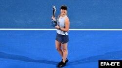 Перша ракетка України Еліна Світоліна (на фото) ще чекає на свій старт на Australian Open