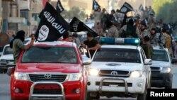 «Իսլամական պետության» զինյալները, արխիվ