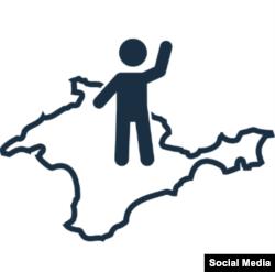Логотип Крымской полевой миссии по правам человека