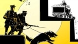 Gulag Graphic Novel Draws A Dark Portrait Of Russia's Past video grab 4