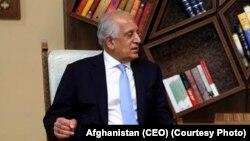 آرشیف، زلمی خلیلزاد نماینده خاص امریکا برای صلح افغانستان