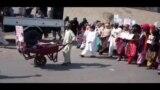 بلوچستان کې د تېښتولو ضد لاریون کراچۍ ته ورسېد