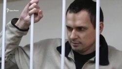 Протест Сенцова – голодовка ради освобождения украинцев (видео)