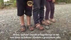 Novi život djece IDIL-a u Gruziji