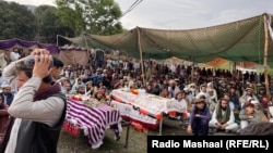 Residents of South Waziristan's Makin area protested for three days against the killing of two teenagers by the Pakistan Army.