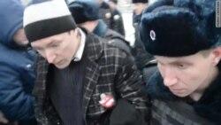 Задержания на согласованном пикете в Москве