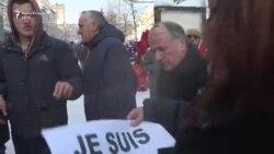 Kosova proteston për lirimin e Haradinajt