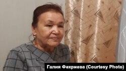 Галия Фәхриева