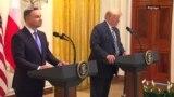 Трамп: можно постојано воено присуство на САД во Полска