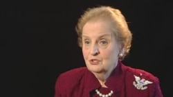 Madeleine Albright On Kosovo