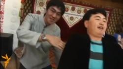 'Black Stallion' Folk Dance Revival Sweeps Kyrgyzstan