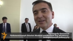 Duşenbe: Türkmenistanyň Medeniýet günleri başlandy