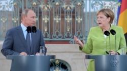 Ваша Свобода   Танці Путіна з Європою: відповідь США і України