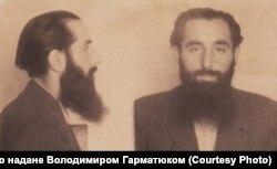 Зиновія Карася арештували 27 вересня 1957 року у Костанаї (Казахстан)