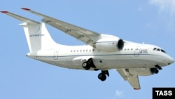 Двигатели «Мотор Сичи» стоят на большинстве самолетов «Антонов». Ан-148 в полете, 2007 год