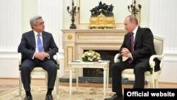 Հայաստանի և Ռուսաստանի նախագահները, արխիվ