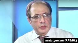 Эксперт ООН по энергетическим вопросам Ара Марджанян, 2 августа 2017 г.