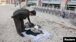 Речі жертв нападу в Айбаку 14 липня 2012 року