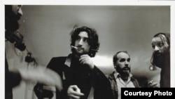 Борис Юхананов с Анатолием Васильевым. Конец 80-х
