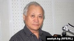 Кемел Ашыралиев.