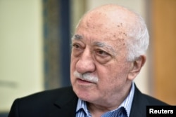 U.S.-based Turkish preacher Fethullah Gulen