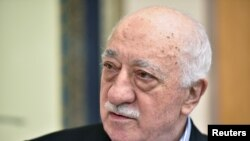 U.S. based cleric Fethullah Gulen (file photo)
