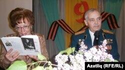 Рафис Мөгыйнов һәм Исламия Дилмөхәммәтова