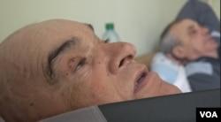 Володимир Денисенко, пацієнт