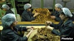 Fabrikë duhani