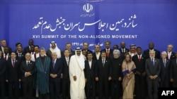 Samiti i Lëvizjes se të Painkuadruarve, Teheran, 30 gusht, 2012