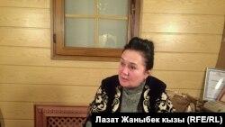 Урмат Байматова