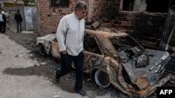 Sukob u Makedoniji bio bi gori od onog što se desilo u Bosni, kaže Denko Maleski. Na fotografiji Kumanovo nakon policijske akcije protiv naoružane grupe Albanaca, kasnije optužene za terorizam
