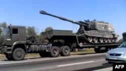 Російська військова техніка, архівне фото