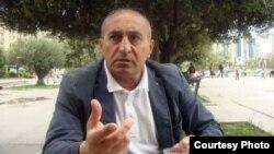 Abbas Qəhrəmanov: 'Mitinqə müşahidəçi kimi getmişəm'